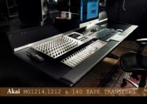 Akai MG 1214 and MG1212 Tape transfers.png