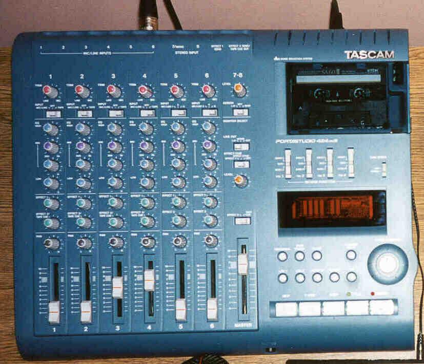 tascam 424 mk iii review home recording dot com rh homerecording com tascam portastudio 488 mkii manual pdf tascam 424 mkiii owners manual